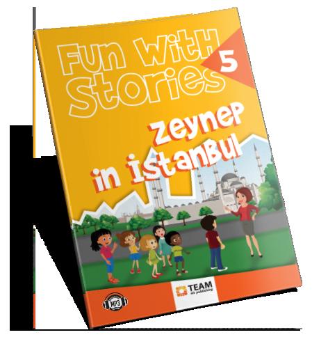 Zeynep in İstanbul