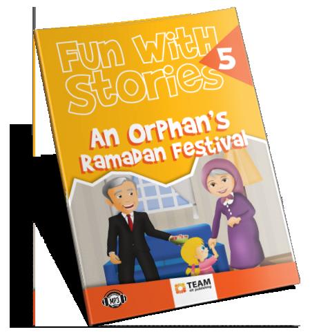 An Orphan's Ramadan Festival