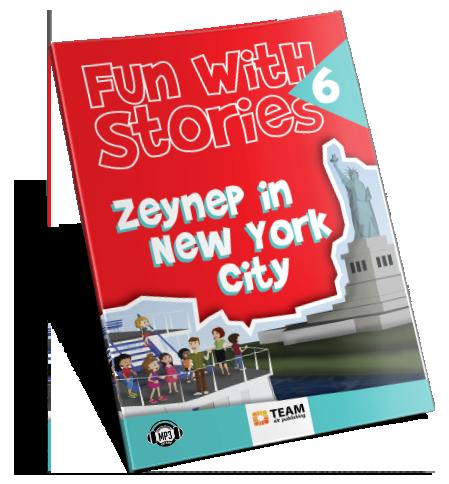 Zeynep in New York