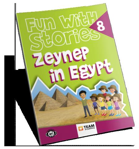 Zeynep in Egypt