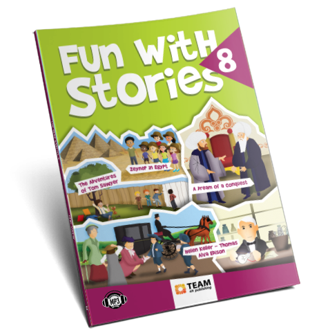 Fun with Stories 8